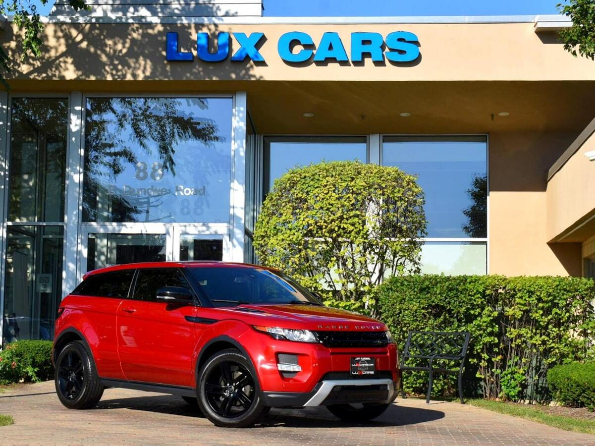 2013_Land Rover_Range Rover Evoque_Dynamic Premium Panoroof Nav 4WD MSRP $58,063_ Buffalo Grove IL