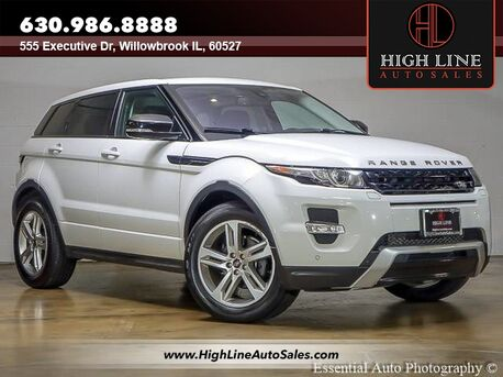 2013_Land Rover_Range Rover Evoque_Dynamic Premium_ Willowbrook IL