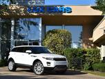 2013 Land Rover Range Rover Evoque Prestige Premium Panoroof Nav 4WD MSRP $53,790