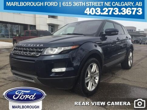 2013_Land Rover_Range Rover Evoque_Pure  - Leather Seats_ Calgary AB