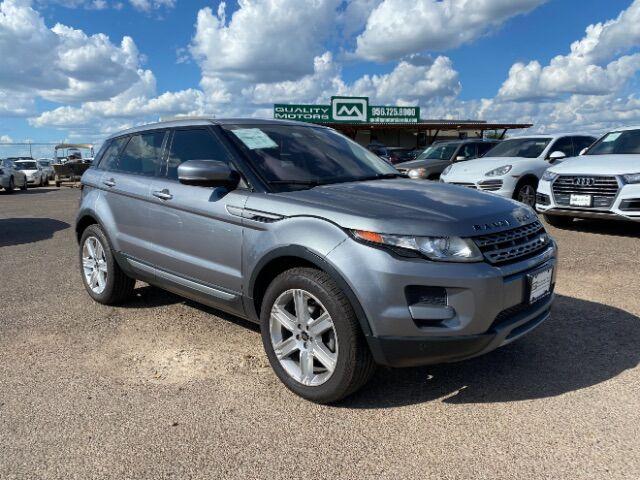 2013 Land Rover Range Rover Evoque Pure Plus 5-Door Laredo TX