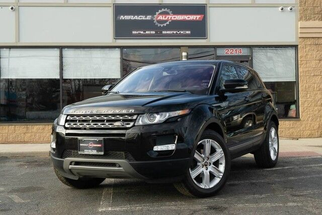 2013 Land Rover Range Rover Evoque Pure Plus Hamilton NJ