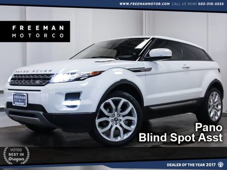 2013_Land Rover_Range Rover Evoque_Pure Premium Pano Blind Spot Asst_ Portland OR