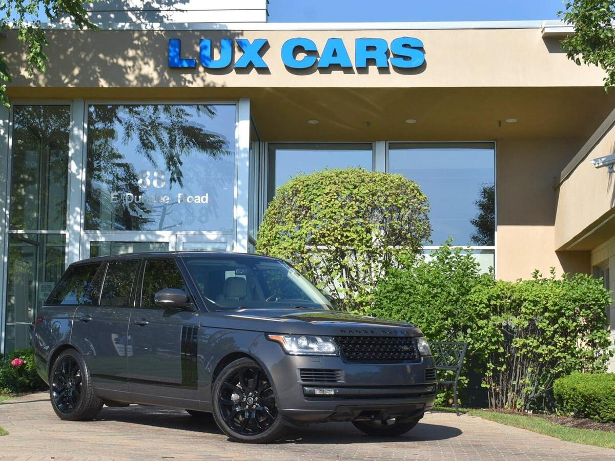2013_Land Rover_Range Rover_HSE Panoroof Nav 4WD MSRP $100,670_ Buffalo Grove IL