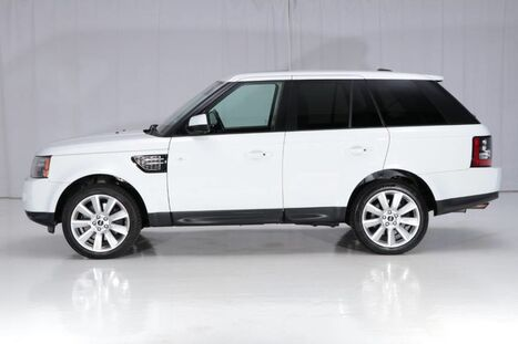 Land Rover Range Rover Sport 4WD HSE 2013
