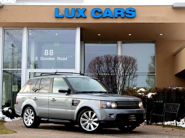 2013_Land Rover_Range Rover Sport_HSE LUX NAV 4WD_ Buffalo Grove IL