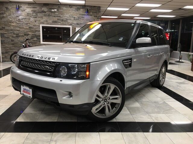 2013 Land Rover Range Rover Sport HSE LUX Worcester MA 24653369