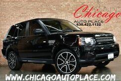 2013_Land Rover_Range Rover Sport_HSE LUXURY - 4WD NAVIGATION BACKUP CAMERA BLACK LEATHER HEATED SEATS SUNROOF KEYLESS GO BLACK WHEELS_ Bensenville IL