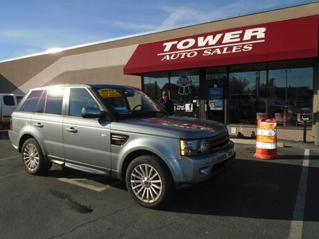 2013 Land Rover Range Rover Sport HSE Schenectady NY