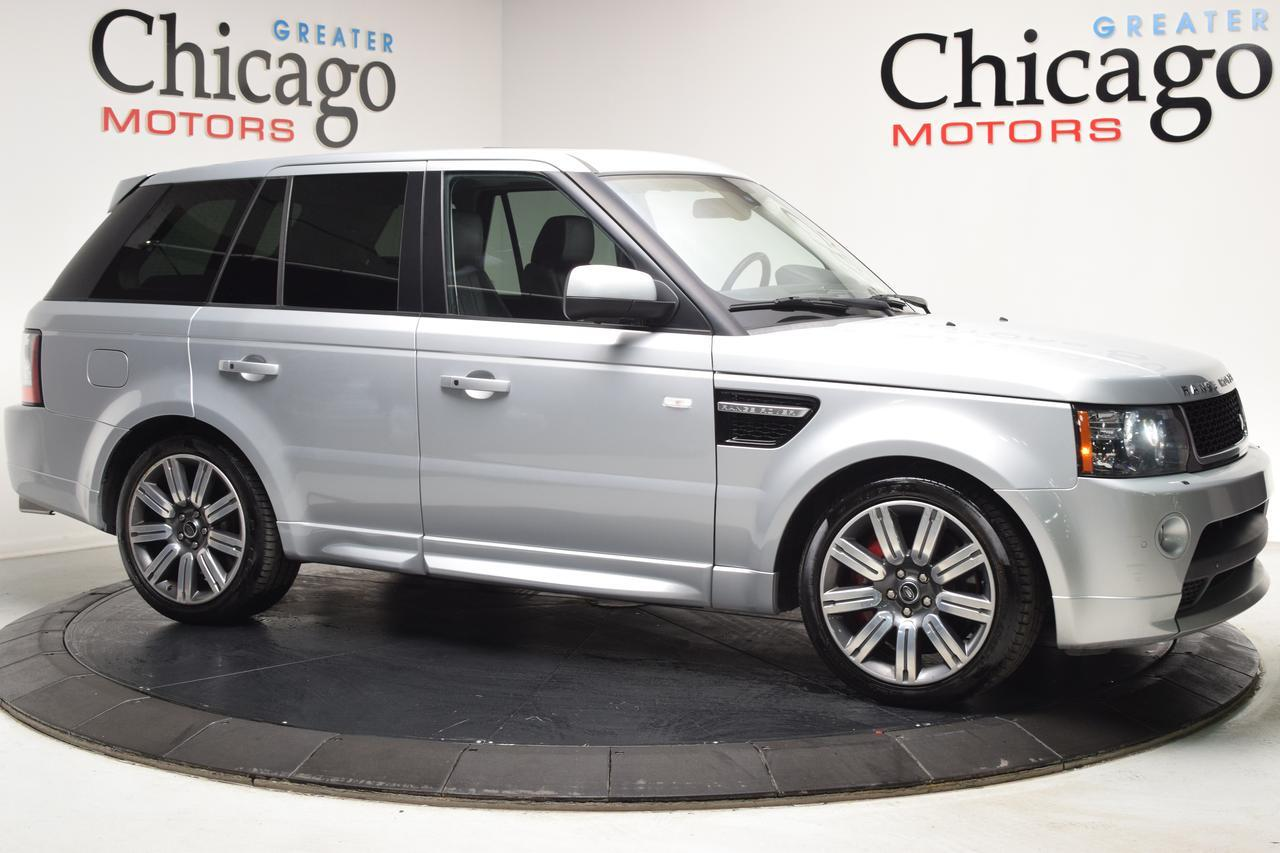 2013 Land Rover Range Rover Sport SC Glendale Heights IL