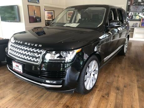 2013 Land Rover Range Rover Supercharged Hopewell NJ