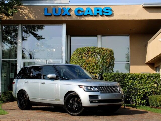 2013_Land Rover_Range Rover_Supercharged Nav Rear DVD 4WD_ Buffalo Grove IL
