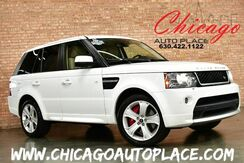 2013_Land Rover_Sport GT_SC Limited Edition - ORIGINAL MSRP: $81,151 1 OWNER 5.0L SUPERCHARGED V8 ENGINE 4 WHEEL DRIVE BREMBO BRAKES NAVIGATION SURROUND OFF ROAD CAMERAS TERRAIN RESPONSE SYSTEM HARMAN/KARDON AUDIO XENONS_ Bensenville IL