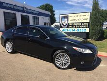 Lexus ES350 NAVIGATION REAR VIEW CAMERA, PREMIUM AUDIO, HEATED AND COOLED LEATHER, SUNROOF!!! LOADED!!! ONE OWNER!!! 2013