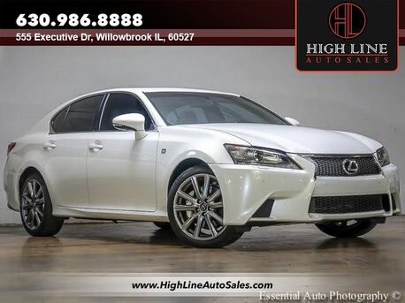 2013_Lexus_GS 350__ Willowbrook IL