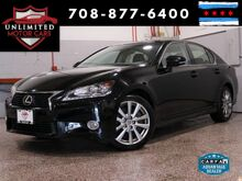 2013_Lexus_GS 350_AWD 1 Owner Very Well Maintained!!_ Bridgeview IL
