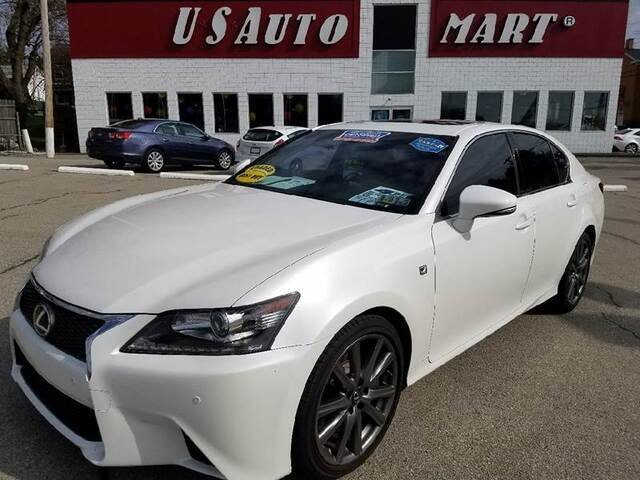 2013 Lexus GS 350 Base 4dr Sedan Adamsburg PA