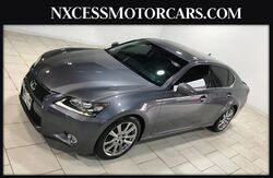 2013_Lexus_GS 350_LEATHER NAVIGATION HEATED COOLED SEATS_ Houston TX