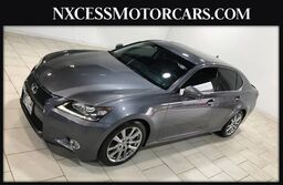 Lexus GS 350 LEATHER NAVIGATION HEATED COOLED SEATS 2013