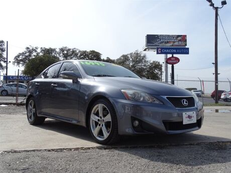 2013 Lexus IS 250  San Antonio TX