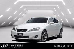2013_Lexus_IS 250_Roof Leather Low Miles Extra Clean._ Houston TX