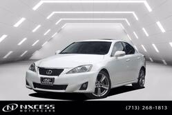 Lexus IS 250 Roof Leather Low Miles Extra Clean. 2013