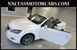 2013_Lexus_IS 250C_PREMIUM PKG NAVIGATION CLEAN CARFAX._ Houston TX