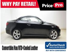 2013_Lexus_IS 350C_Convertible_ Maumee OH