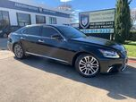 2013 Lexus LS460 NAVIGATION REAR VIEW CAMERA, MARK LEVINSON STEREO, HEATED/COOLED PREMIUM LEATHER, SUNROOF!!!! EXTRA CLEAN AND LOADED !!! ONE OWNER!!!