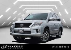 2013_Lexus_LX 570__ Houston TX