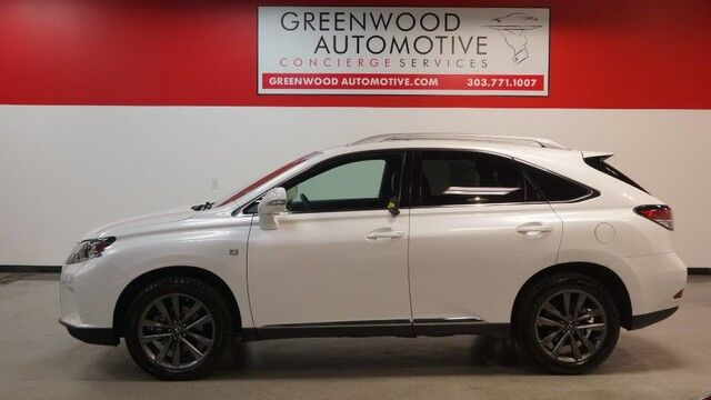2013 Lexus RX 350 Greenwood Village CO