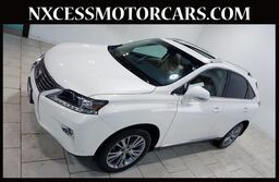 Lexus RX 350 PREMIUM PKG BSM COOLED/HEATED SEATS 1-OWNER. 2013