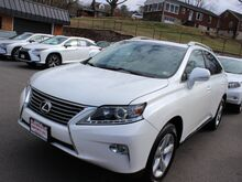 2013_Lexus_RX_350_ Roanoke VA