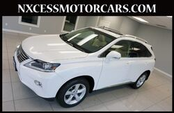 2013_Lexus_RX 350_VENTILATED SEATS BACK-UP CAM 1-OWNER._ Houston TX
