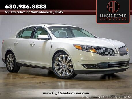 2013_Lincoln_MKS_EcoBoost_ Willowbrook IL