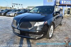 2013_Lincoln_MKT_EcoBoost / AWD / Technology Pkg / Front & Rear Heated & Cooled Leather Seats / Heated Steering Wheel / THX Surround Sound / Dual Sunroof / Navigation / Rear DVD / Auto Start / 3rd Row / Seats 6 / Tow Pkg_ Anchorage AK