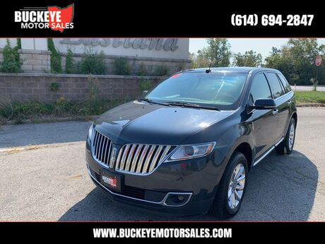 2013 Lincoln MKX AWD Columbus OH