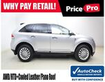 2013 Lincoln MKX AWD w/Pano Sunroof