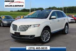 2013_Lincoln_MKX_Base_ Campbellsville KY
