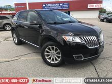 2013_Lincoln_MKX_NAV   LEATHER   PANO ROOF   CAM_ London ON