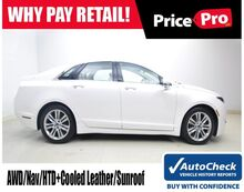 2013_Lincoln_MKZ_AWD_ Maumee OH