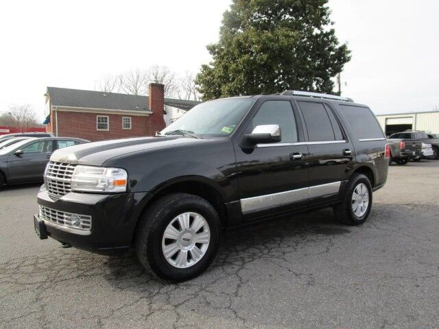 2013 lincoln navigator 4x4 richmond va 22340173. Black Bedroom Furniture Sets. Home Design Ideas