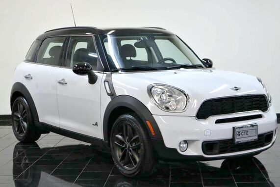 2013_MINI_Cooper Countryman_AWD 4dr S ALL4, 1 Owner, Clean Carfax, Heated Seats, Rear Parking Distance Control, Bluetooth Connection,_ Leonia NJ