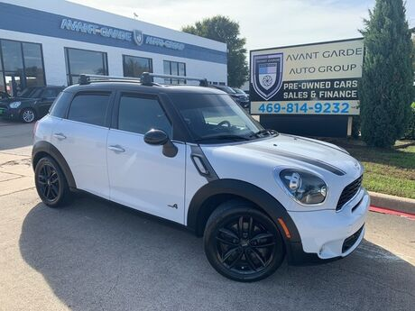 2013 MINI Cooper Countryman AWD S ALL4 SPORT PACKAGE, PANORAMIC ROOF, HARMAN KARDON SOUND, LEATHER!!! SUPER CLEAN AND RARE!!! Plano TX