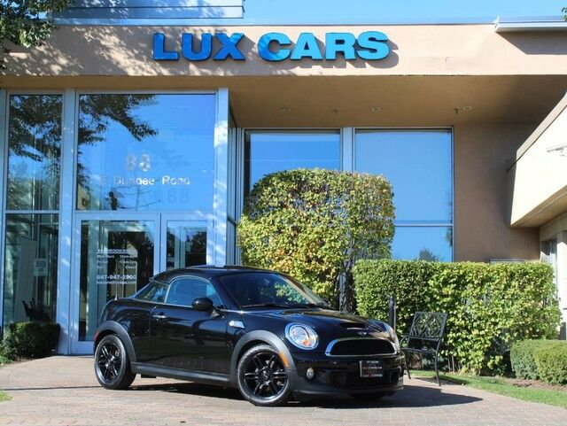 2013_MINI_Cooper Coupe_S_ Buffalo Grove IL