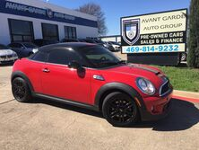 MINI Cooper Coupe S SPORT PACKAGE, LEATHER!!! EXTRA CLEAN!!! 2013