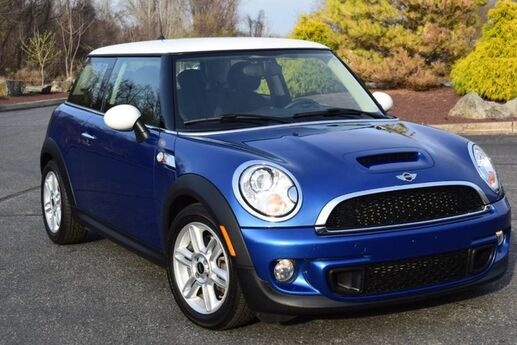 2013 MINI Cooper Hardtop S 6-Speed Easton PA