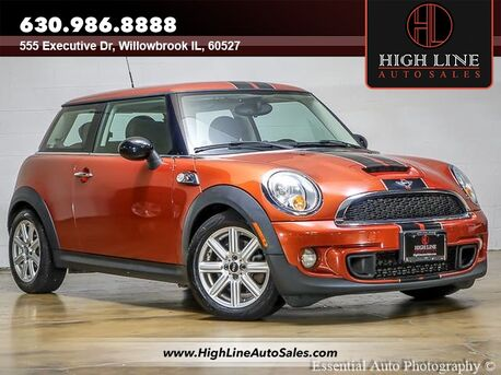 2013_MINI_Cooper Hardtop_S_ Willowbrook IL