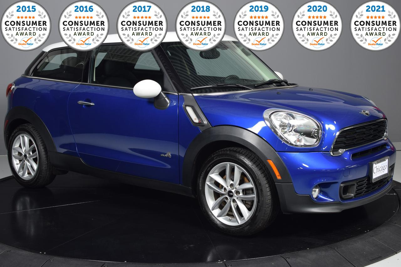 2013 MINI Cooper Paceman S ALL4 Glendale Heights IL