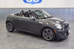 2013_MINI_Cooper Roadster_ROADSTER LOADED CONVERTIBLE NAV! LEATHER TURBOCHARGED_ Norman OK